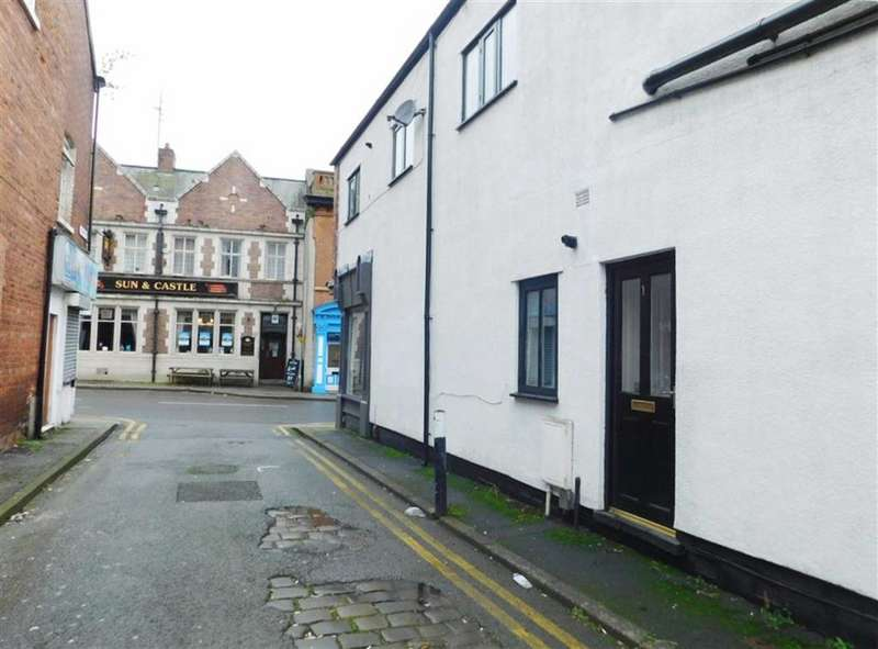 1 Bedroom Flat for sale in Welcroft Street, Stockport, Stockport