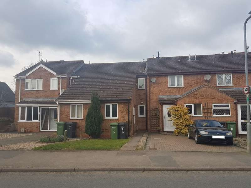 2 Bedrooms Terraced House for sale in Manorside, Badsey