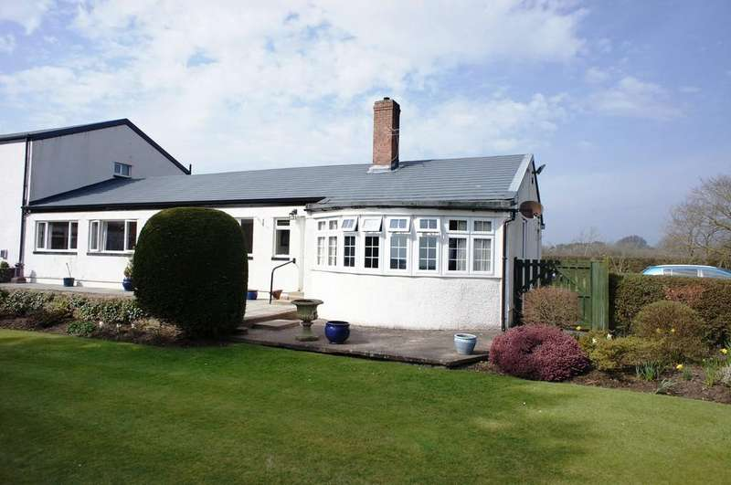 3 Bedrooms Semi Detached Bungalow for sale in Kirkbride, Wigton