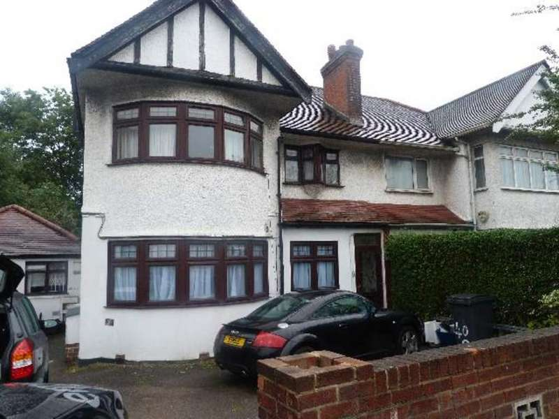 2 Bedrooms Flat for sale in Hendon Way,