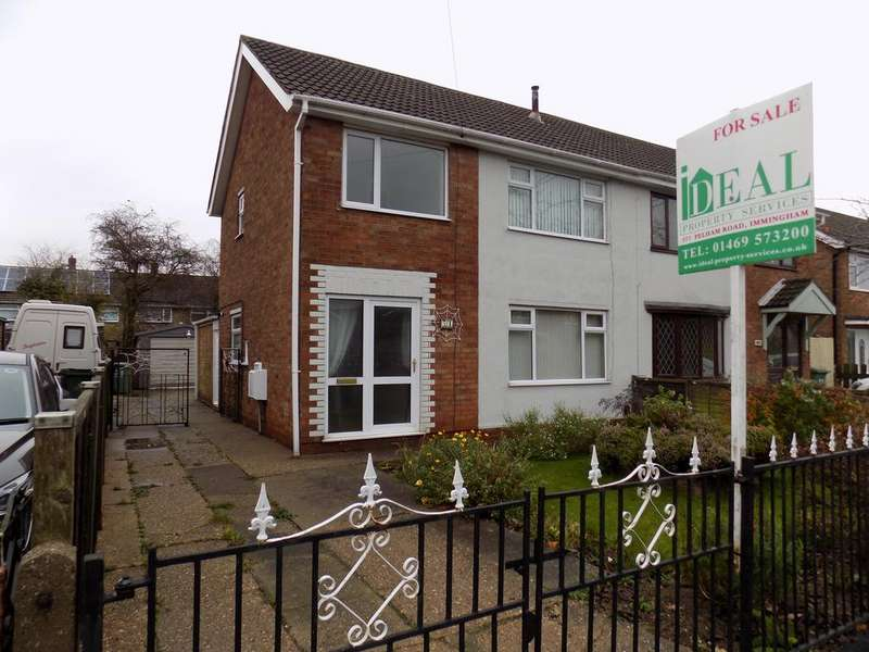 3 Bedrooms Semi Detached House for sale in Pamela Road, Immingham DN40