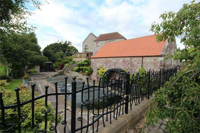 4 Bedrooms Link Detached House for sale in Old Mill House, The Powmill, Wester Balgedie, Kinross