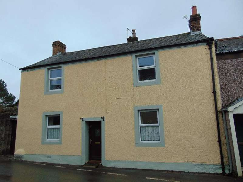 2 Bedrooms Cottage House for sale in 1 Main Street, Greysouthen, Cockermouth, CA13 0UG