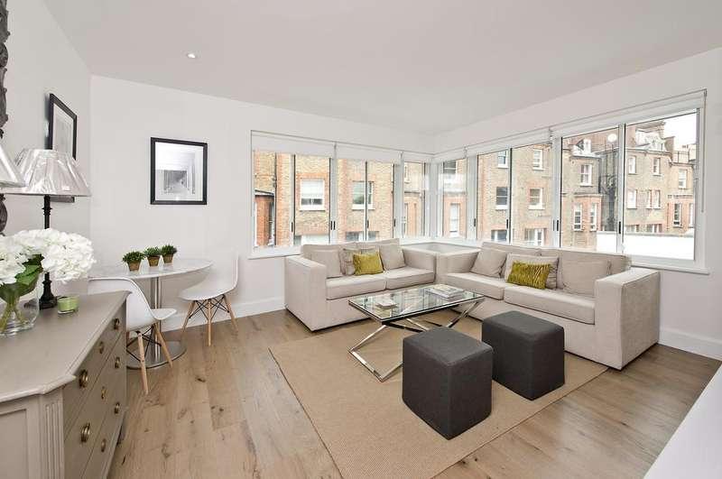 2 Bedrooms Flat for sale in Lower Sloane Street, London. SW1W