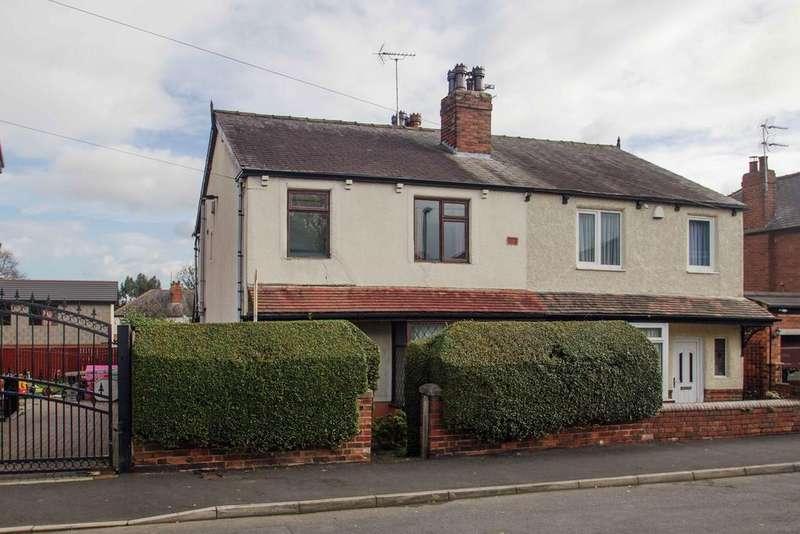 3 Bedrooms Semi Detached House for sale in Kirkstall Avenue, Kirkstall, Leeds 5