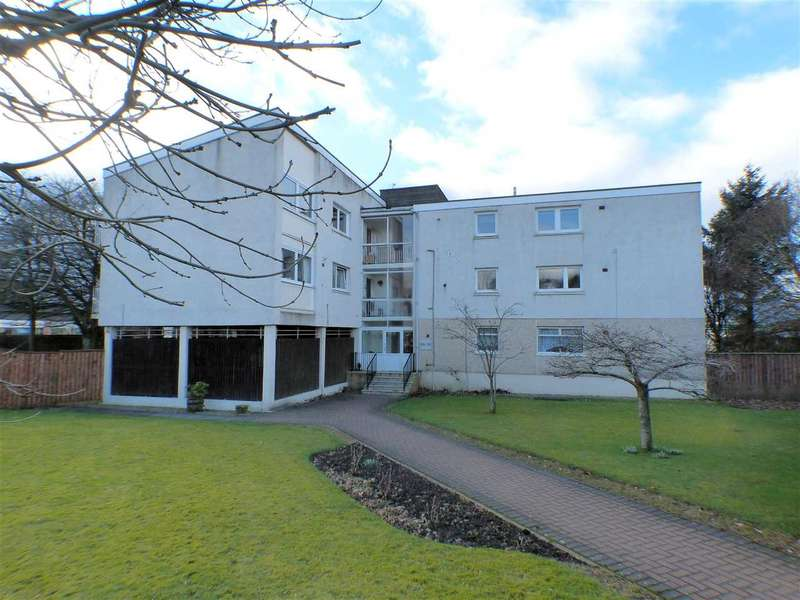 2 Bedrooms Apartment Flat for sale in Burns Park, Calderwood, EAST KILBRIDE