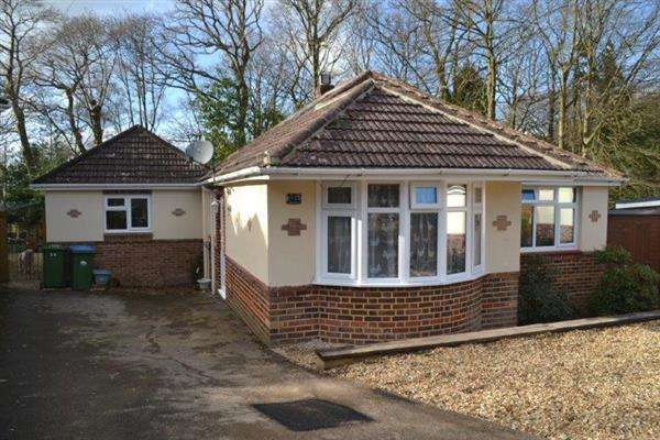 3 Bedrooms Bungalow for sale in Mersham Gardens, Southampton