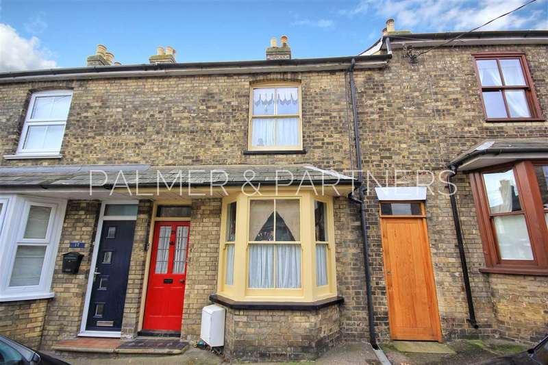 2 Bedrooms Terraced House for sale in Newmans Road, Sudbury