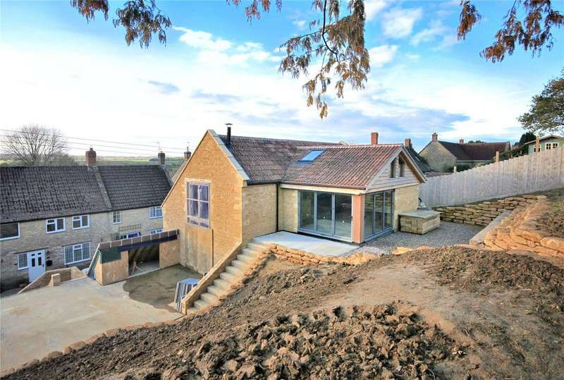 4 Bedrooms Detached House for sale in North Street, Chiselborough, Stoke-Sub-Hamdon