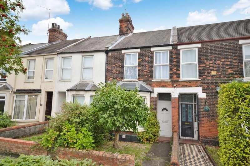 3 Bedrooms Terraced House for sale in Tennyson Avenue, Kings Lynn