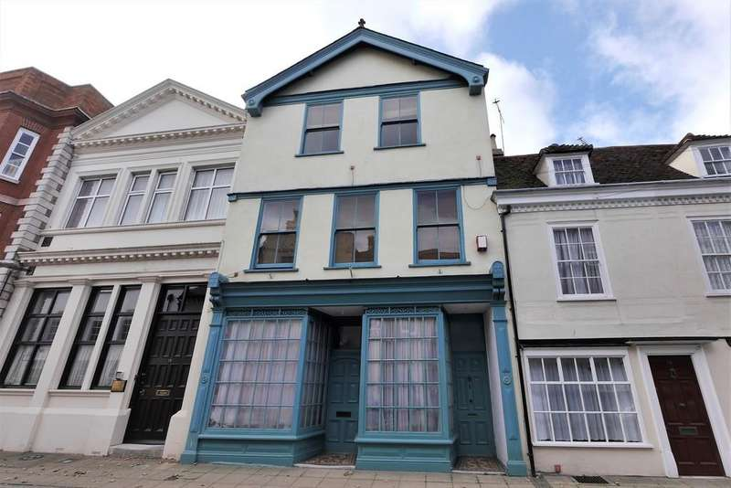 7 Bedrooms Terraced House for sale in Church Street, Harwich