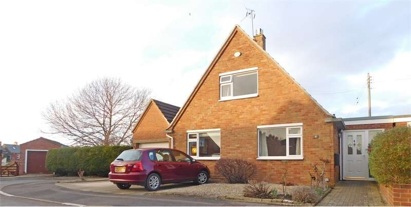 3 Bedrooms Detached House for sale in 4 Glenthorne Close, Stonehouse