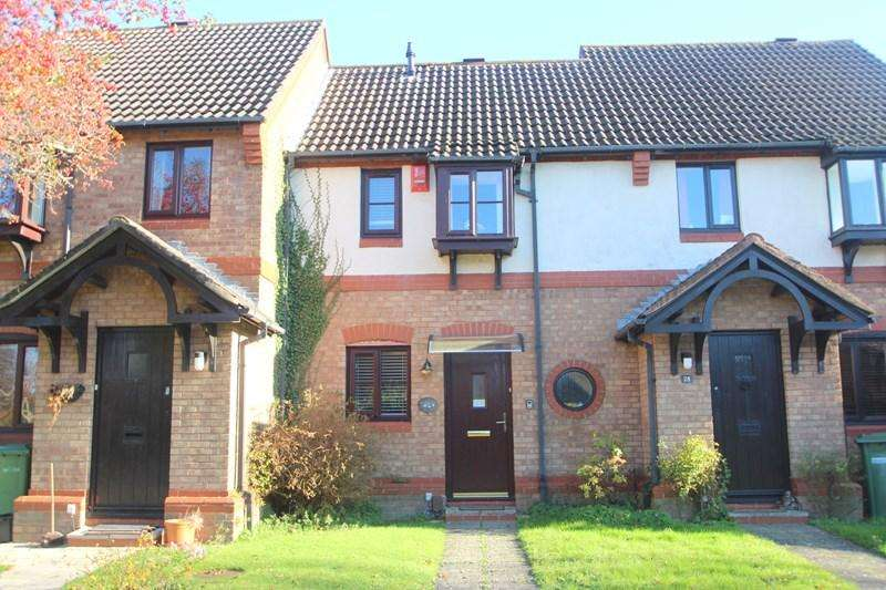 2 Bedrooms Terraced House for sale in Pegasus Close, Hamble, SOUTHAMPTON