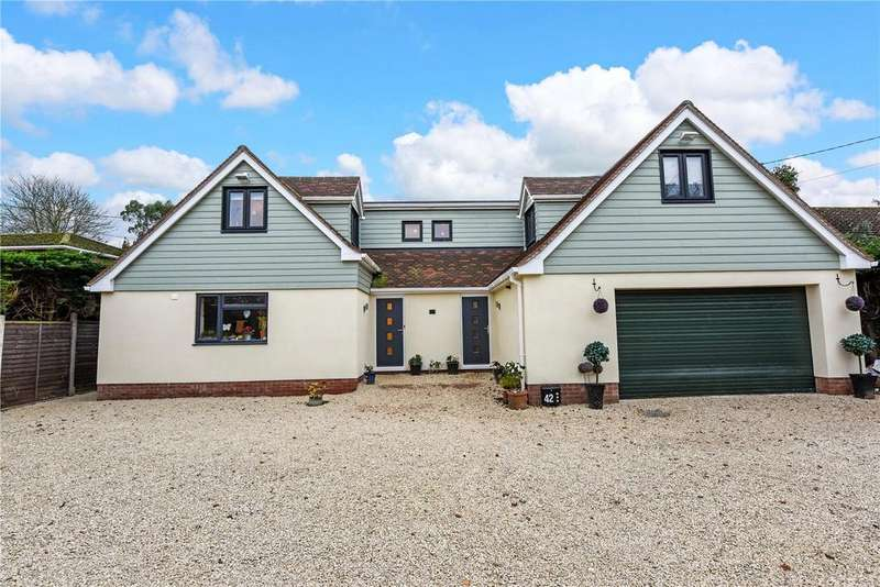 5 Bedrooms Detached House for sale in Lymington Bottom, Four Marks, Alton, Hampshire