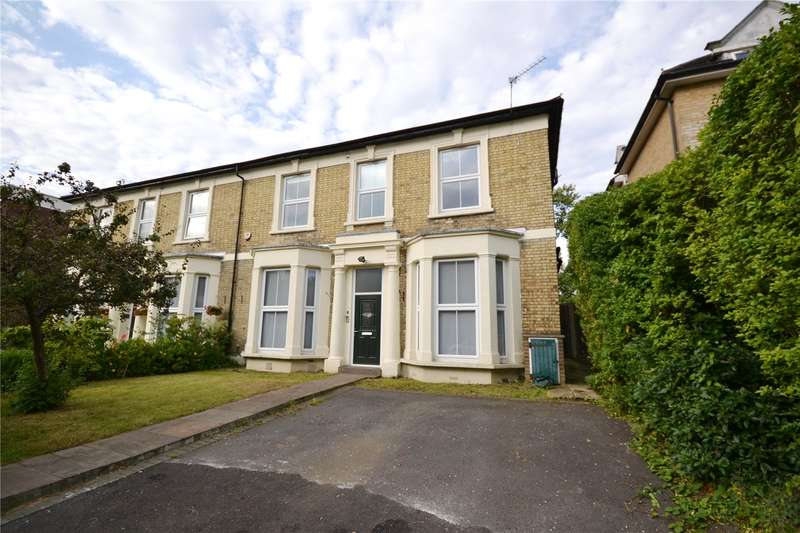5 Bedrooms Semi Detached House for rent in Alexandra Grove, North Finchley, N12
