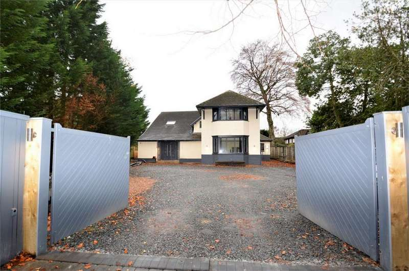 5 Bedrooms Detached House for sale in Brooklands Road, SALE, Cheshire