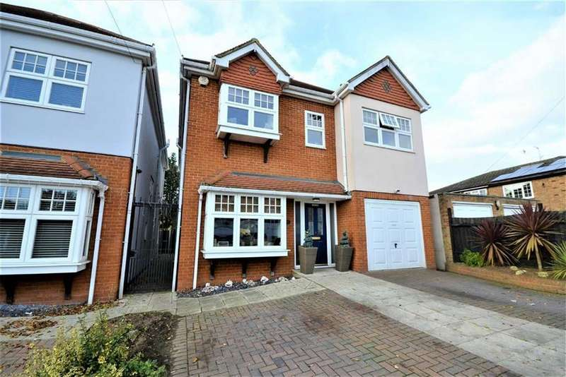 5 Bedrooms House for sale in Oak Avenue, Enfield, Middlesex