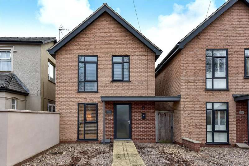 3 Bedrooms Detached House for sale in Brant Road, Lincoln, LN5