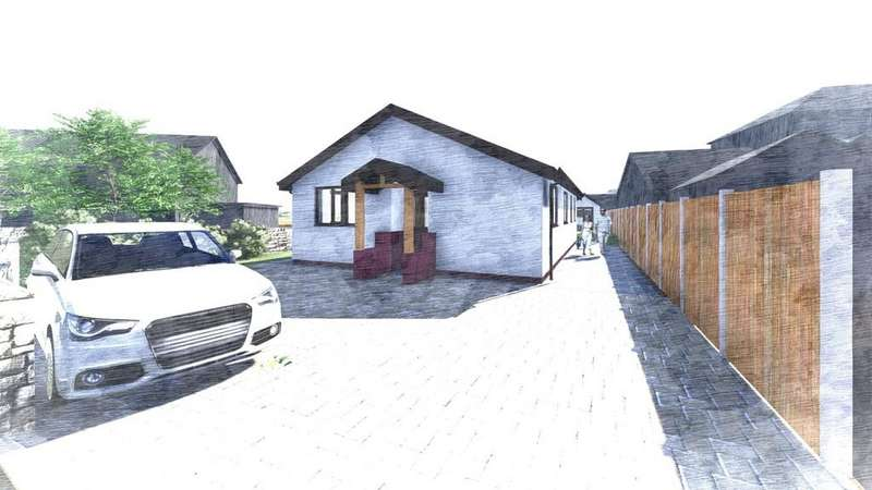 3 Bedrooms Detached Bungalow for sale in Llanfairfechan, Conwy, North Wales