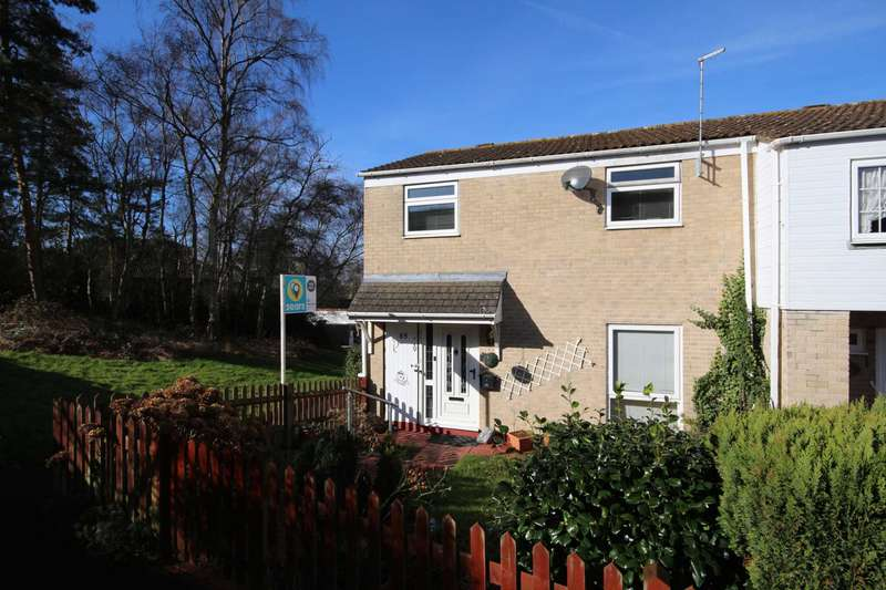 3 Bedrooms End Of Terrace House for sale in Jameston, Bracknell