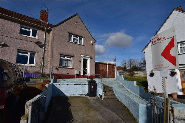 3 Bedrooms End Of Terrace House for sale in Shepton Walk, Bedminster, Bristol, BS3 5NU