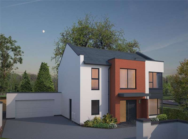 4 Bedrooms Detached House for sale in Plot 49 - The Abbotsbury, The Chasse, Exeter Road, Topsham, EX3