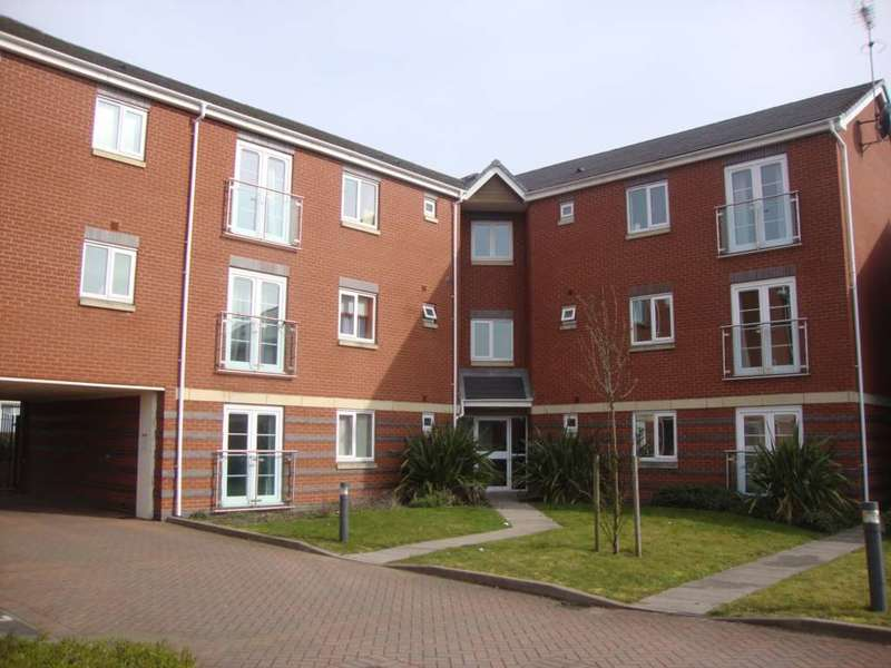 2 Bedrooms Apartment Flat for rent in Willenhall Road, Monmore Green