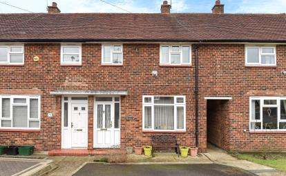 2 Bedrooms Terraced House for sale in Dorney Rise, Orpington