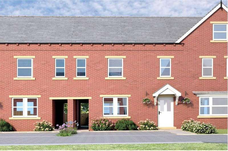 3 Bedrooms Terraced House for sale in Plot 10 - The Wentworth, Victoria Square, Victoria Road, Headingley, Leeds