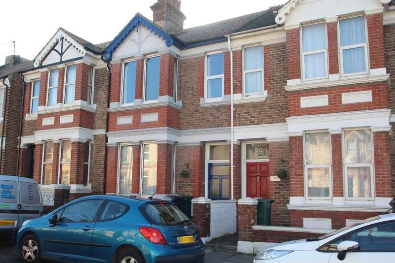 4 Bedrooms Terraced House for sale in St Andrews Road, Portslade, East Sussex, BN41 1DD
