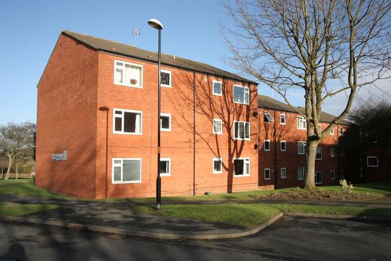 2 Bedrooms Flat for sale in Bramham Drive, Harrogate, HG3 2UB