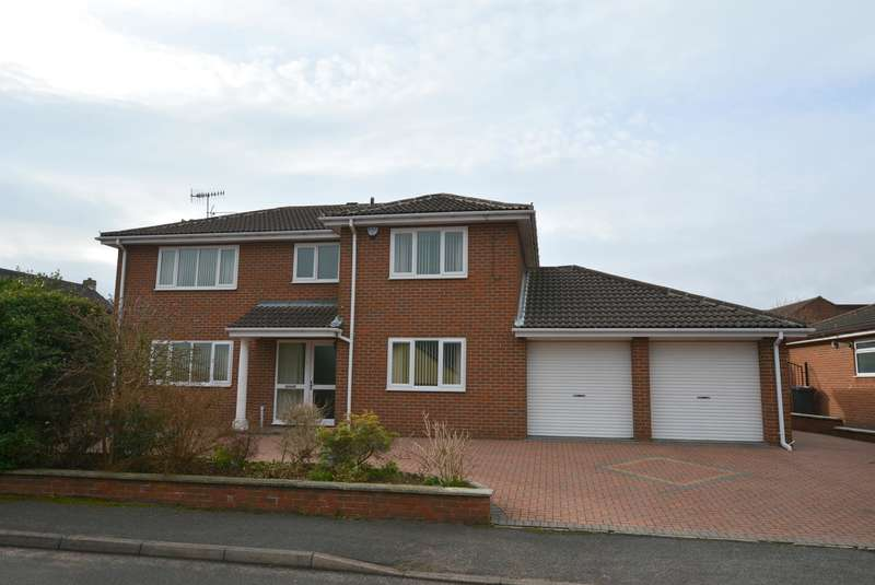 4 Bedrooms Detached House for sale in Bennimoor Way, Chesterfield, S40 3SA