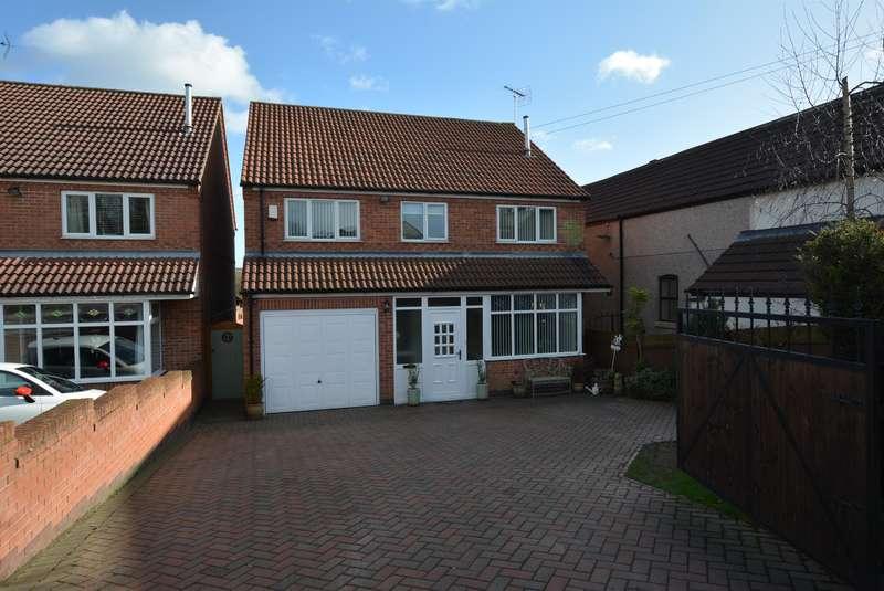 4 Bedrooms Detached House for sale in Erin Road, Duckmanton, Chesterfield, S44
