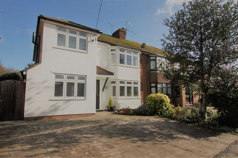 4 Bedrooms Semi Detached House for sale in London Road East, Amersham, Buckinghamshire, HP7 9DH