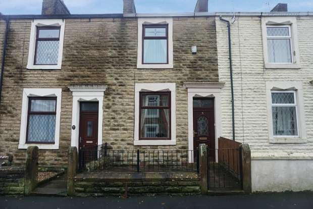 2 Bedrooms Terraced House for sale in Victoria Street, Accrington, Lancashire, BB5 3JW
