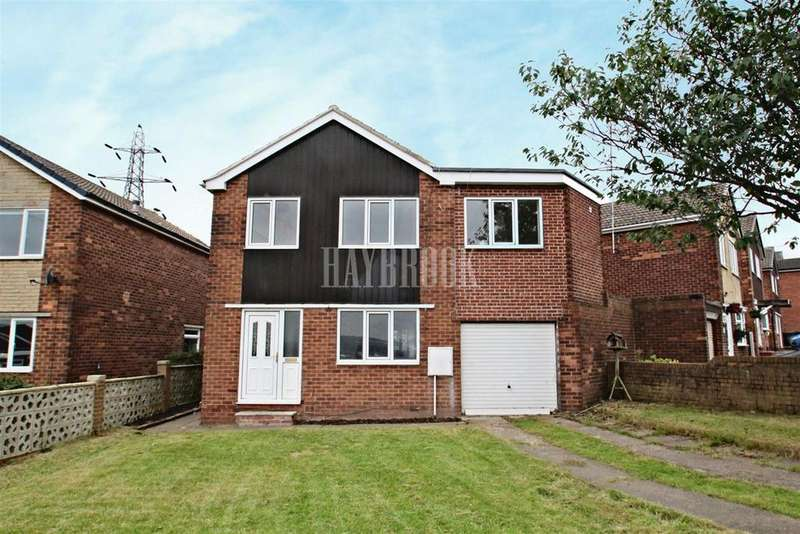 4 Bedrooms Detached House for rent in Churchfields, Kimberworth S61