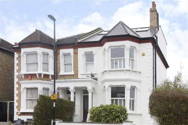 5 Bedrooms Semi Detached House for sale in Elsinore Road, Forest Hill