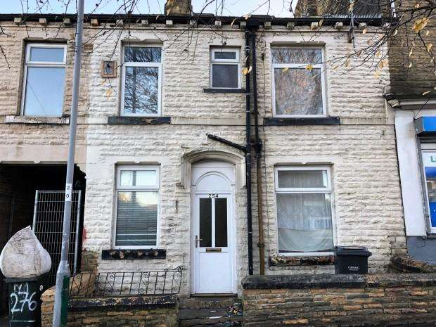 3 Bedrooms Terraced House for sale in St. Stephens Road, Bradford, BD5