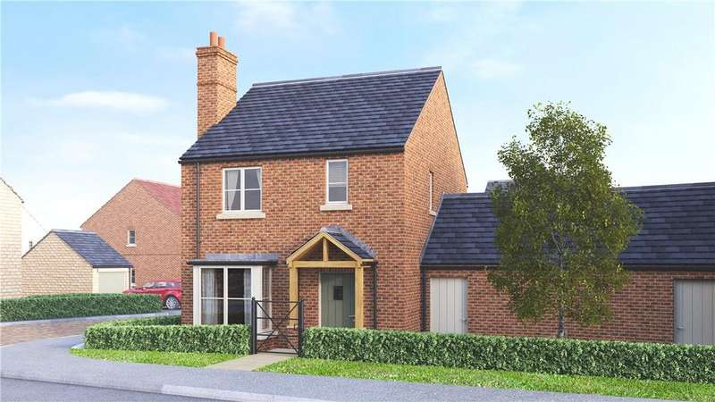 3 Bedrooms Semi Detached House for sale in 15 Moorfields, Little Crakehall, Bedale, DL8