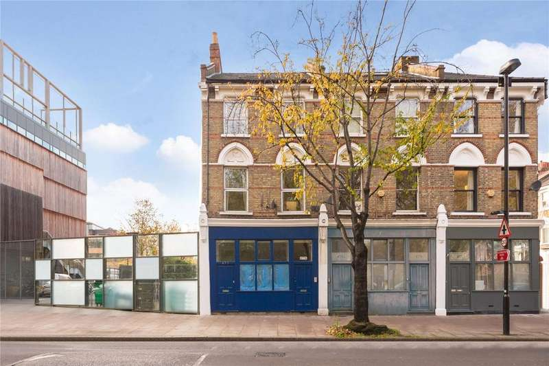 3 Bedrooms Flat for sale in Liverpool Road, Holloway, London