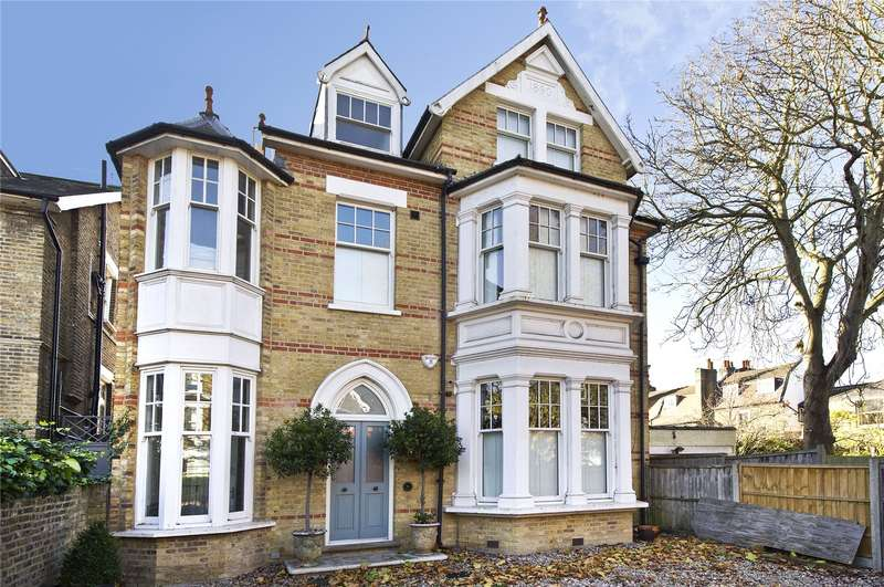 6 Bedrooms Detached House for sale in Mortlake Road, Richmond, Surrey, TW9