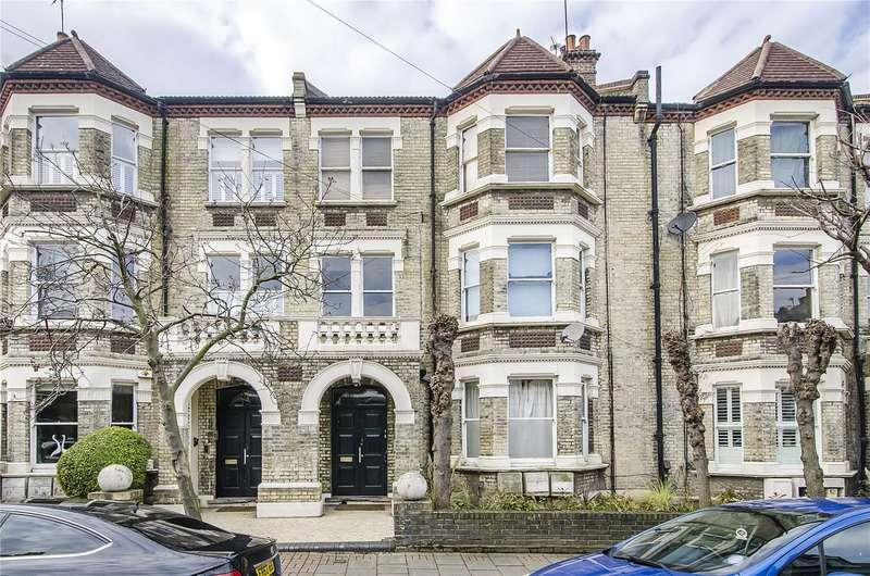 3 Bedrooms Flat for sale in Norfolk Mansions, Santos Road, London, SW18