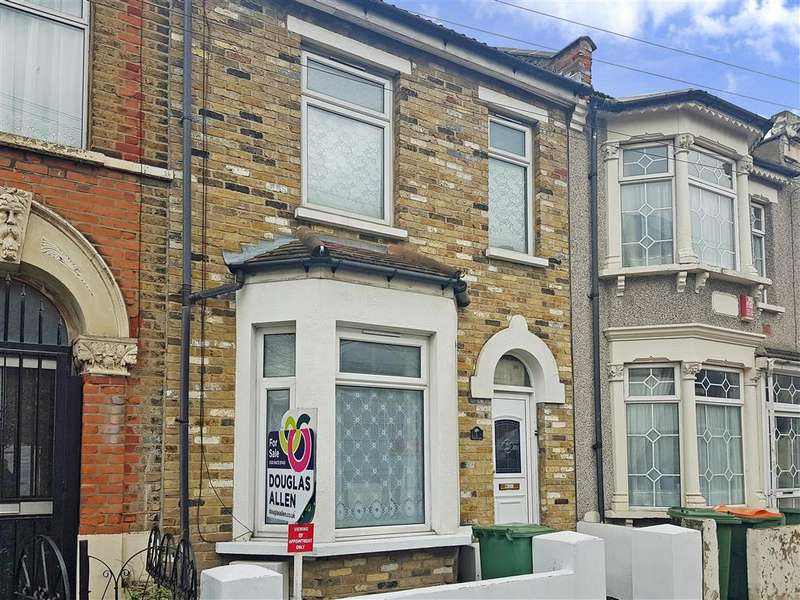 3 Bedrooms Terraced House for sale in Sixth Avenue, , Manor Park, London