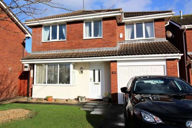 4 Bedrooms Detached House for sale in Mariners Close, Fleetwood, FY7