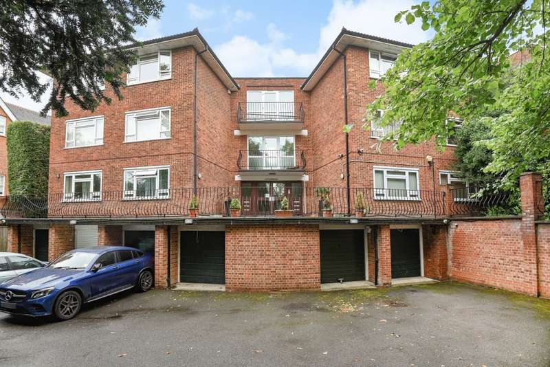 2 Bedrooms Apartment Flat for sale in Little Rowsham Court, South Hill Avenue, Harrow on the Hill, HA1