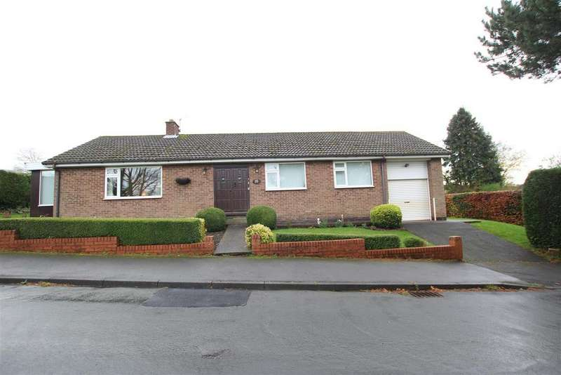 3 Bedrooms Detached Bungalow for sale in Grangeside, Redworth