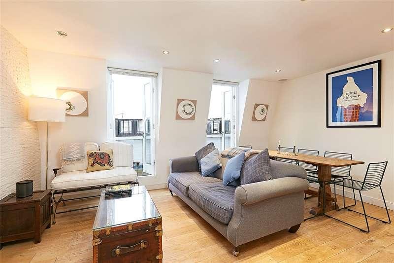 2 Bedrooms Maisonette Flat for sale in Halford Road, London, SW6