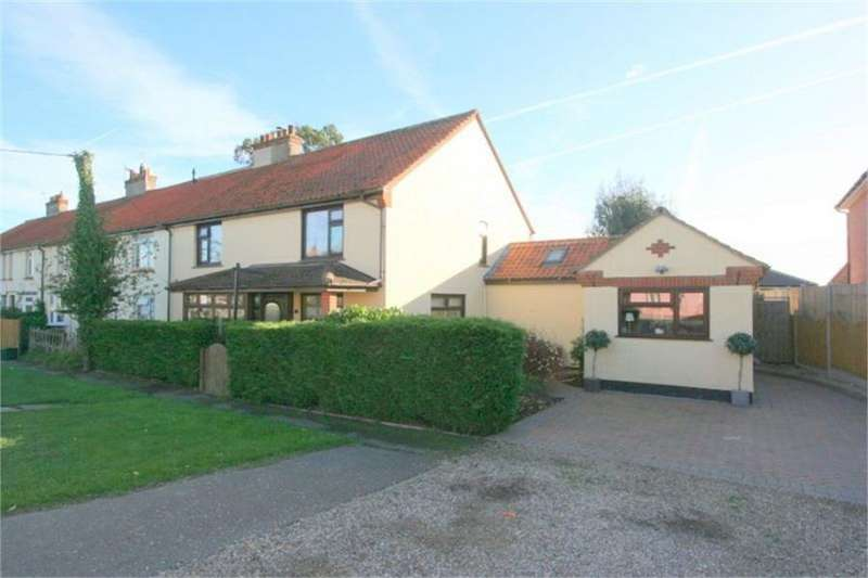 5 Bedrooms End Of Terrace House for sale in Thorpe Road, Weeley