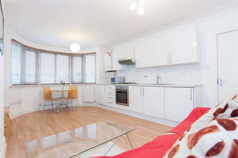 1 Bedroom Flat for sale in Highfield Avenue, London