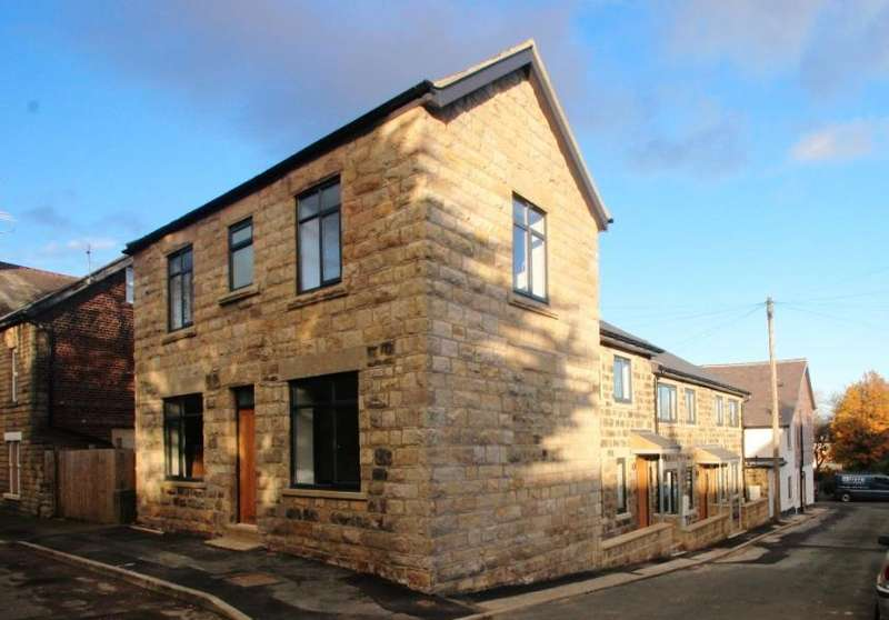 2 Bedrooms Town House for sale in PLOT 1, FELL MEWS, STARBECK HG2 7PB
